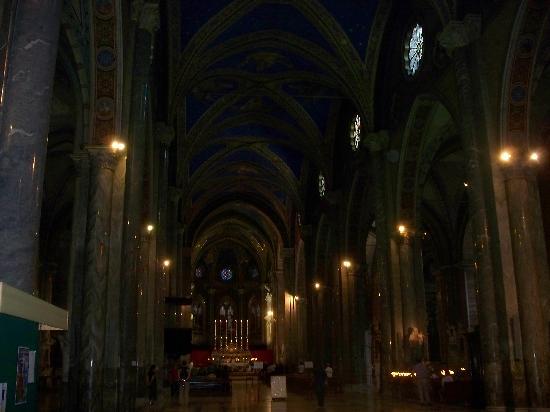 Santa Maria Sopra Minerva: interno