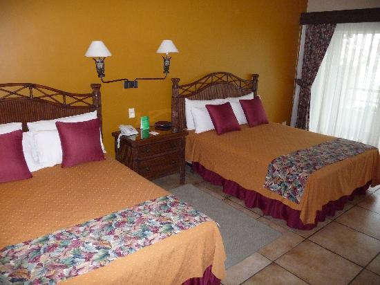 Camino Real Hotel: Great spot