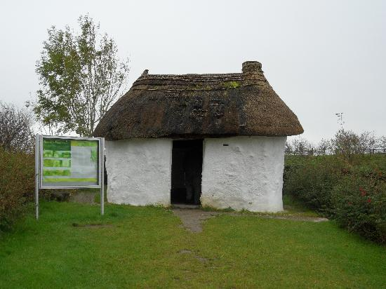 Museo Nacional de Irlanda - Vida del Campo: the little cottage