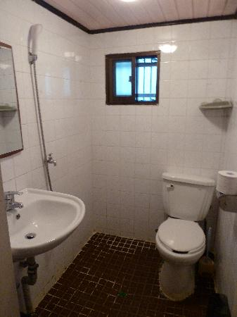Windroad Guesthouse: shared Bathroom