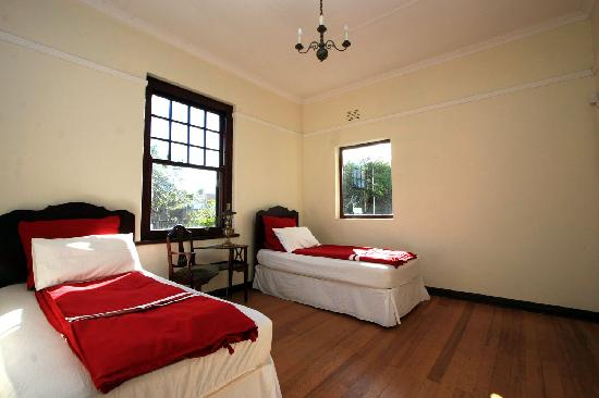 Cape Coast Castle: double room