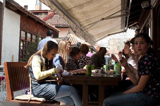 Cevabdzinica Zeljo - Sarajevo