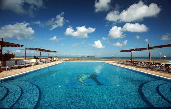 Mtoni Marine Hotel: Mtoni Marine Infinity Pool