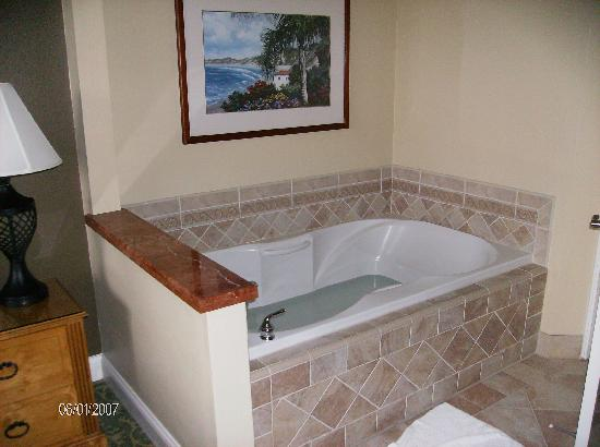 Bathtub In The Master Bedroom Not Jetted Picture Of