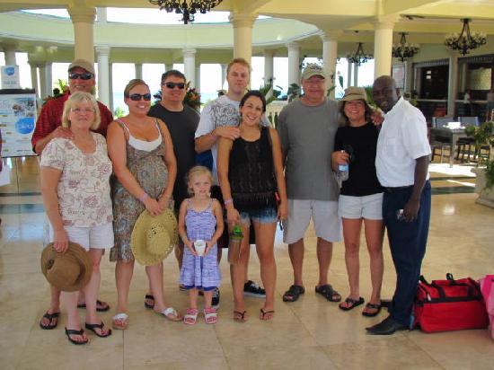 Antsman Tour Jamaica: Leaving the resort with Antsman