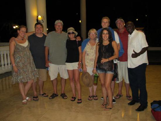 Antsman Tour Jamaica: Returning to the resort after a fun filled day!