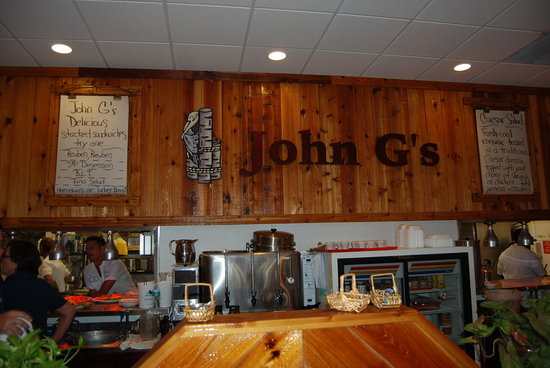 John G's Restaurant: Excellent and quickservice
