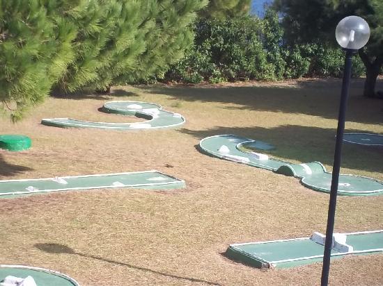 Blau Punta Reina Resort: mini golf