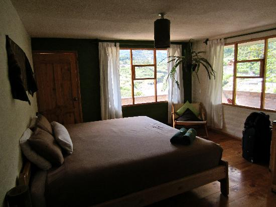 Room number 6 picture of la casa verde eco guest house for Design eco casa verde