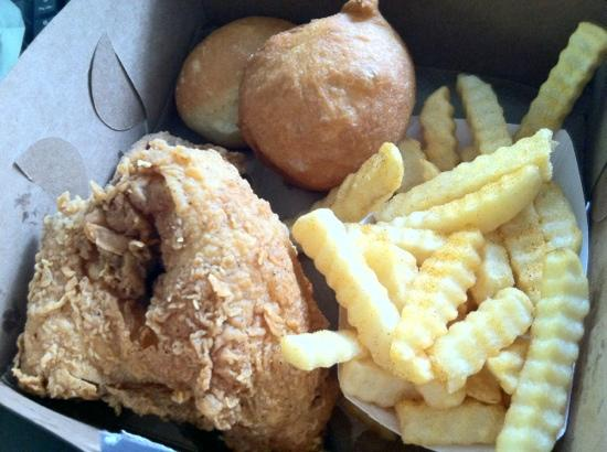 Chicken Coop: The fried chicken is the best in Oregon