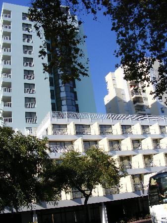 Alto Lido Hotel: Hotel von außen