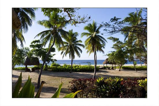 Yasawa Island Resort and Spa : The view from Bure No.5