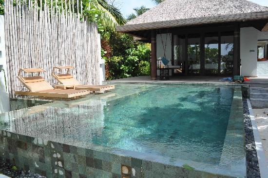 Anantara Kihavah Maldives Villas: otra vista