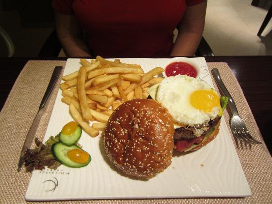 Hotel Kapok Beijing: Kapok Hamburger