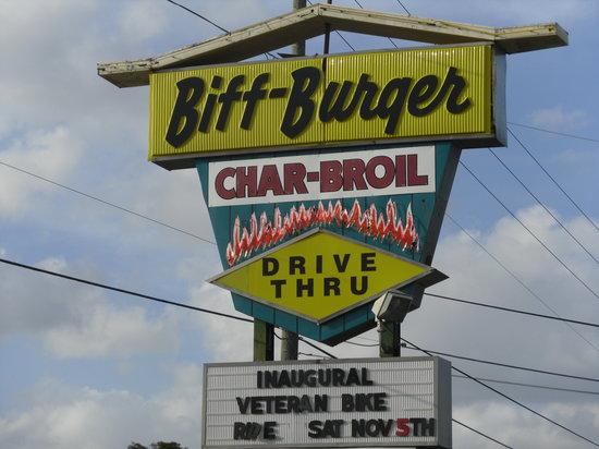 Biff Burger Of 49th Street St Petersburg Prices