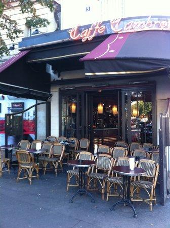 Cafe Cambronne