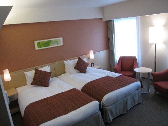 Richmond Hotel Aomori: 広いお部屋でした。