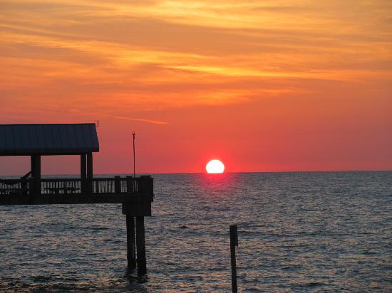 Clearwater Beach: Beautiful sunsets