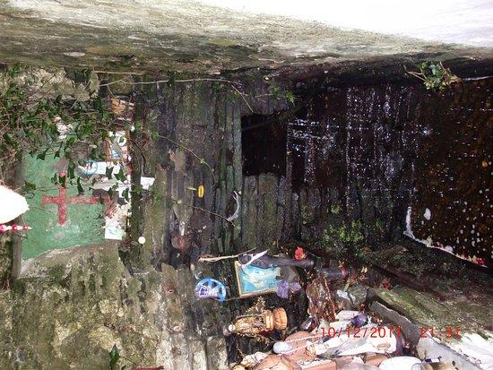 St. Brigid's Well: Actual Well of St. Brigid's