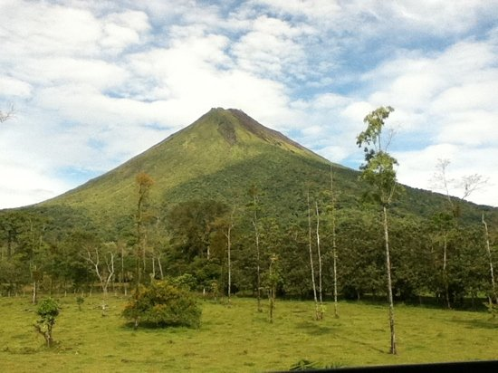 Go Tours Costa Rica - Day Tours: Arenal volcano