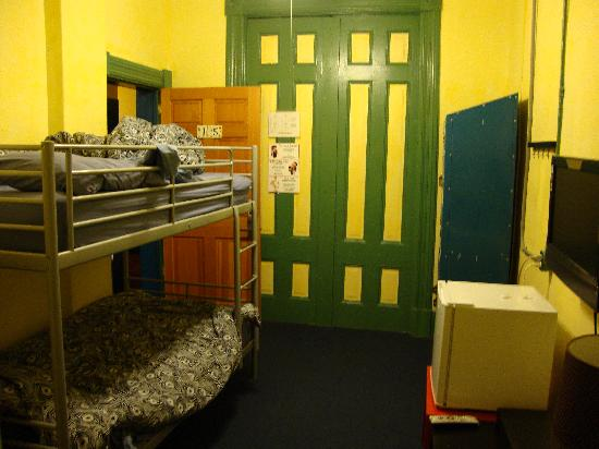 USA Hostels San Diego: private room