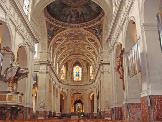 eglise saint roch paris 2019 all you need to know before you go with photos tripadvisor. Black Bedroom Furniture Sets. Home Design Ideas