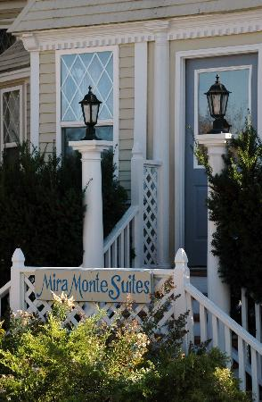 Mira Monte Inn: Mira Monte Suites - front view