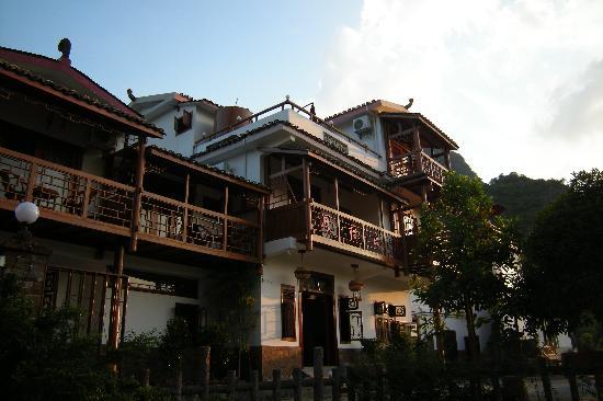 Yangshuo Phoenix Pagoda Fonglou Retreat: 夕照鳳樓