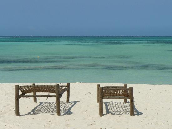 Pongwe Beach Hotel: pure relaxation!