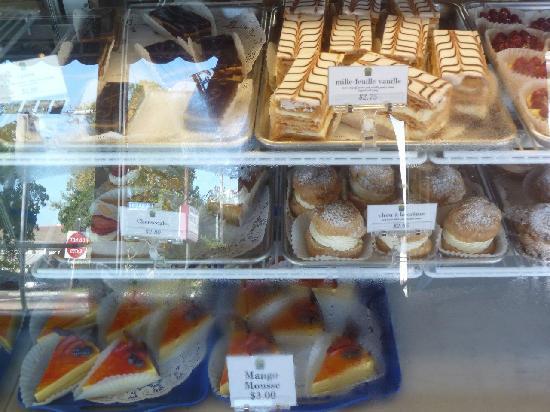La Boulangerie: Choux à la Crème