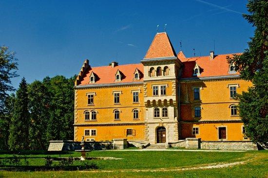 Marusevec, Kroasia: Maruševec castle