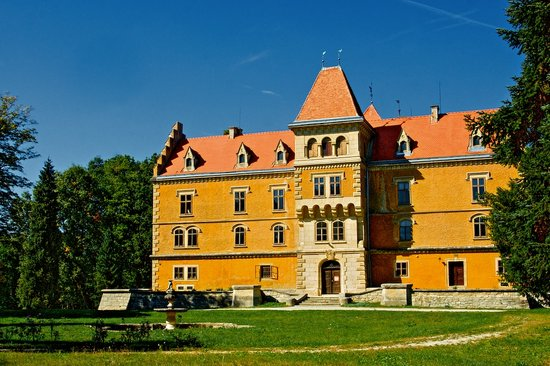 Marusevec, Croacia: Maruševec castle