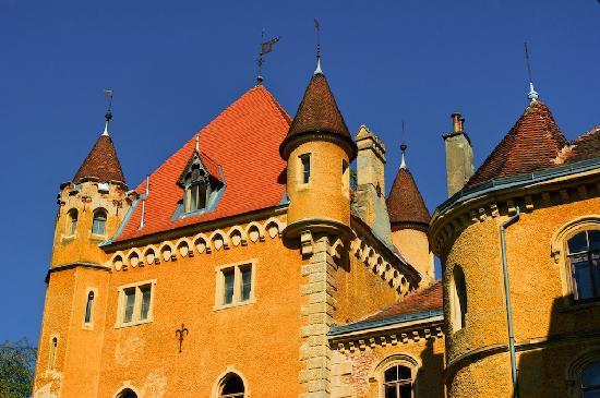 Marusevac Castle: Maruševec castle