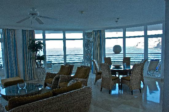 Club Gran Anfi: Junior suite view