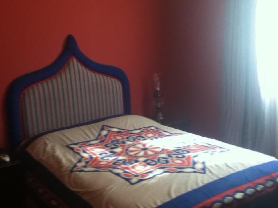 Talisman Hotel de Charme: My room