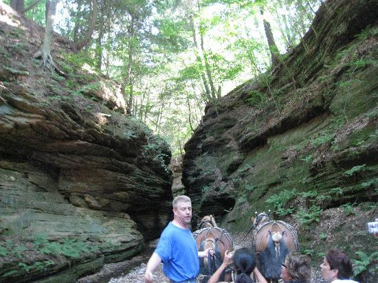 Lost Canyon Tours: Here was our guide- the best!