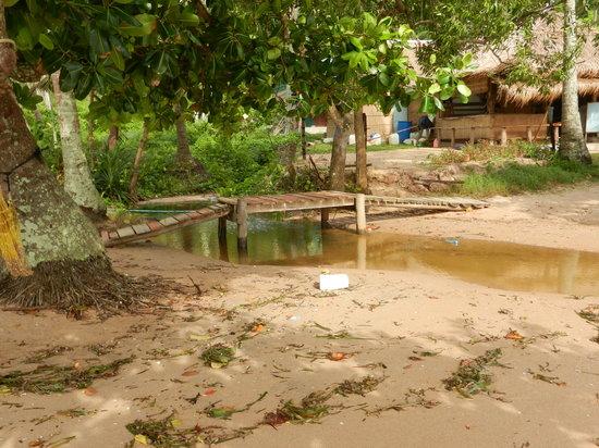 Kep, Camboya: la plage