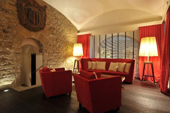 Hotel Degli Orafi: Hall