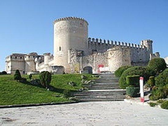 Castillo de Cuellar: Castillo de Cuellar