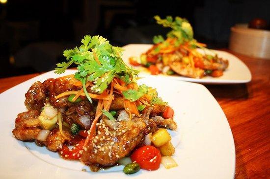 Superb cuisine by Bonnie Han in Valencia - Appetite restaurant