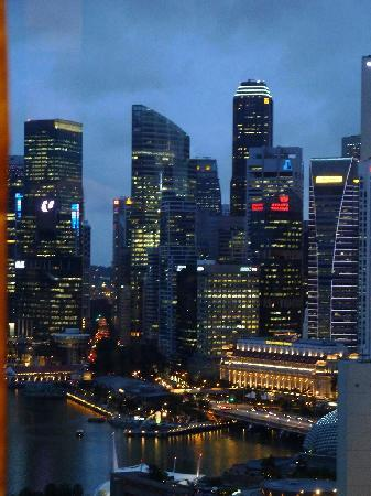 Conrad Centennial Singapore: wonderful view