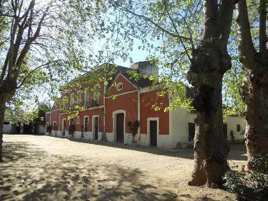Almodovar del Rio, Spain: Casa Roja