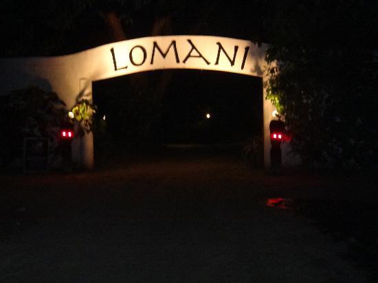 Lomani Island Resort: Bula(lomani)
