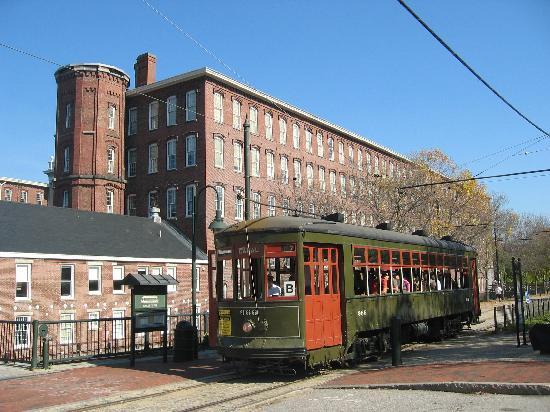 Boott Cotton Mills Museum : The Boott Cotton Museum