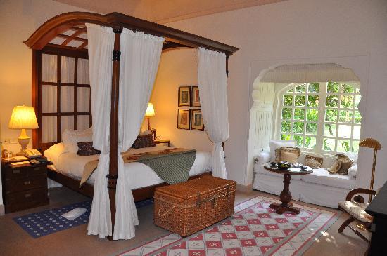 The Oberoi Rajvilas: Zimmer
