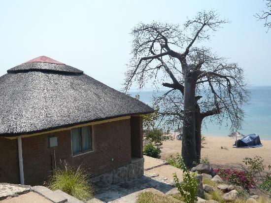 Khaiko Lodge: Bungalow mit Blick auf Strand