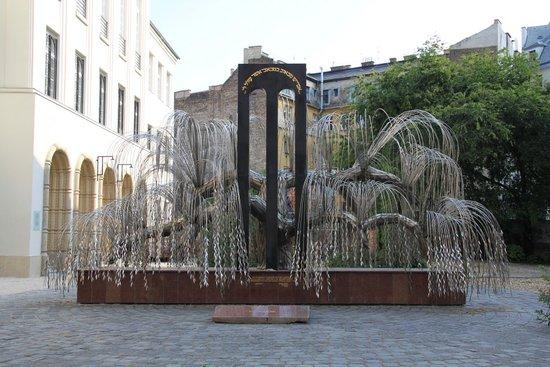 Grande synagogue de Budapest : L'albero della Memoria