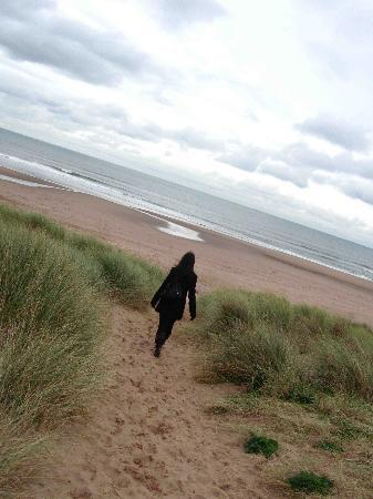 St Cyrus, UK: To The Sea