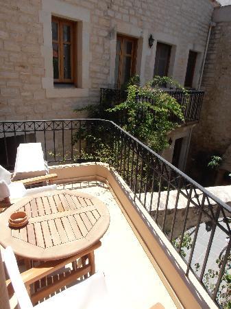 Casa Moazzo Suites & Apartments: il balcone