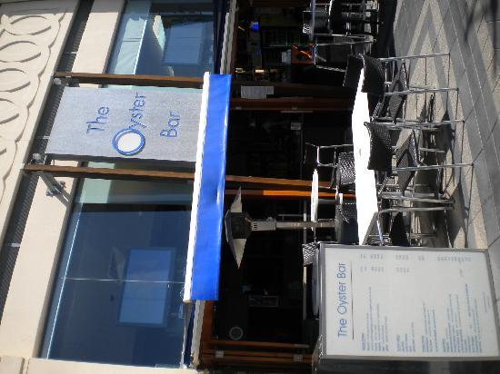 The Oyster Bar: restaurant overview